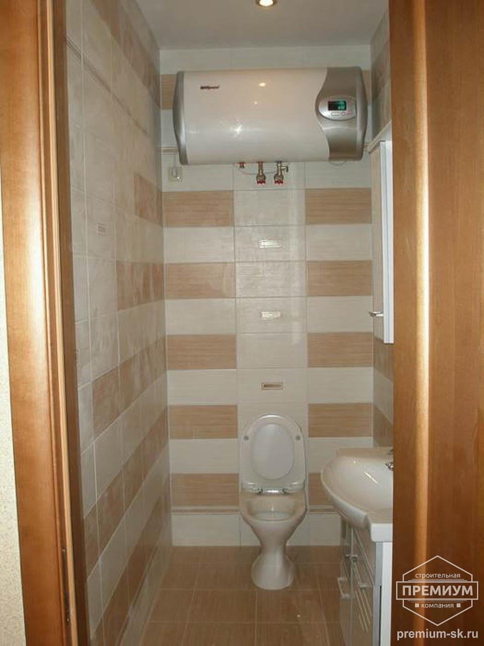 Ремонт туалета плиткой своими руками фото