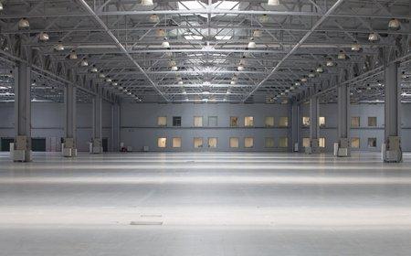 Услуги по ремонту складских помещений