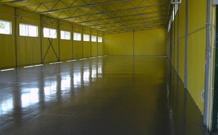 Ремонт склада в Екатеринбурге