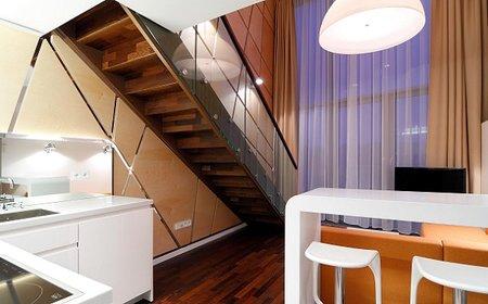 Ремонт 2 уровневой квартиры