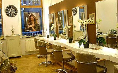 Ремонт парикмахерских салонов