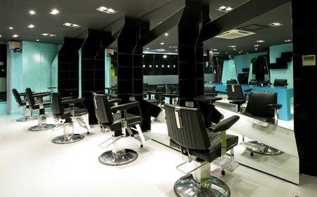 Отделка парикмахерских в Екатеринбурге