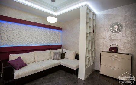 Отделка квартир под ключ в Екатеринбурге