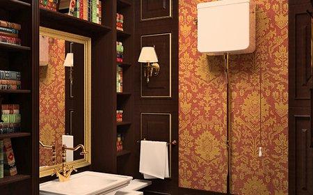 Ремонт туалета в Екатеринбурге