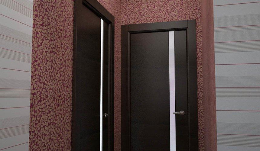 Ремонт и дизайн интерьера трехкомнатной квартиры по ул. Попова 33а 55