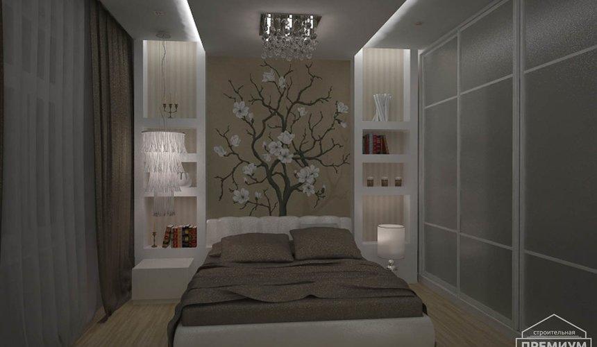 Дизайн интерьера трехкомнатной квартиры по ул. Папанина 18 14