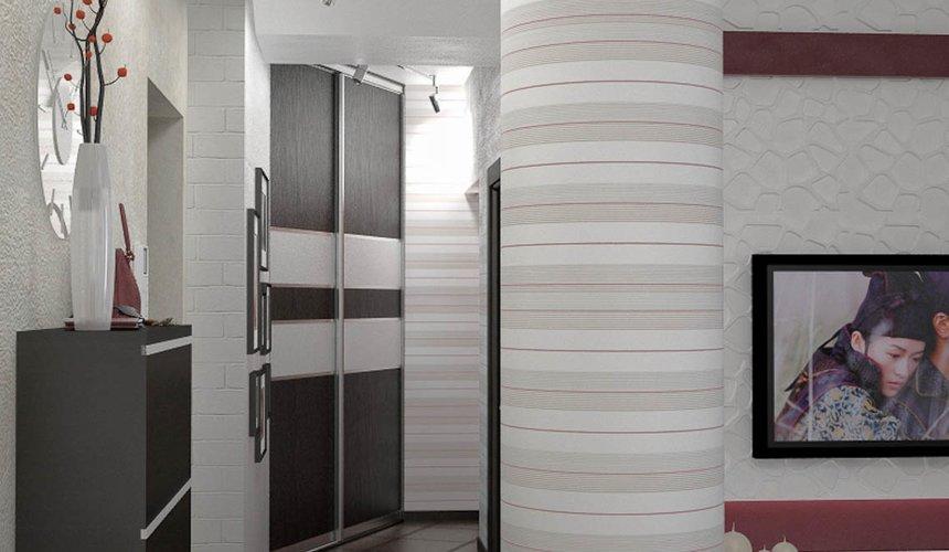 Ремонт и дизайн интерьера трехкомнатной квартиры по ул. Попова 33а 57