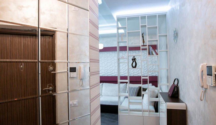 Ремонт и дизайн интерьера трехкомнатной квартиры по ул. Попова 33а 1