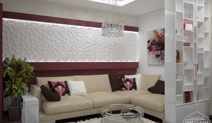 Ремонт и дизайн интерьера трехкомнатной квартиры по ул. Попова 33а 45
