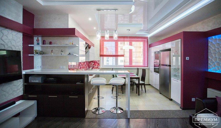 Ремонт и дизайн интерьера трехкомнатной квартиры по ул. Попова 33а 3