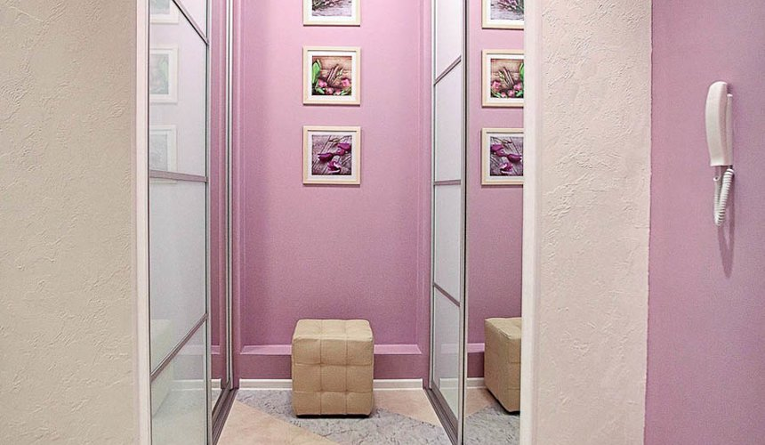 Ремонт и дизайн интерьера трехкомнатной квартиры по ул. Чкалова 124 3