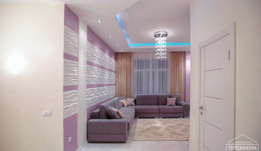 Ремонт и дизайн интерьера трехкомнатной квартиры по ул. Чкалова 124 4