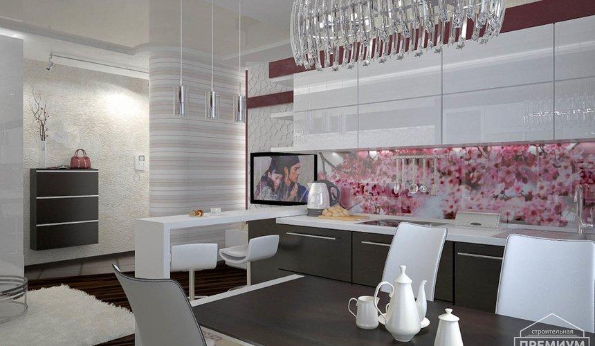 Ремонт и дизайн интерьера трехкомнатной квартиры по ул. Попова 33а 49