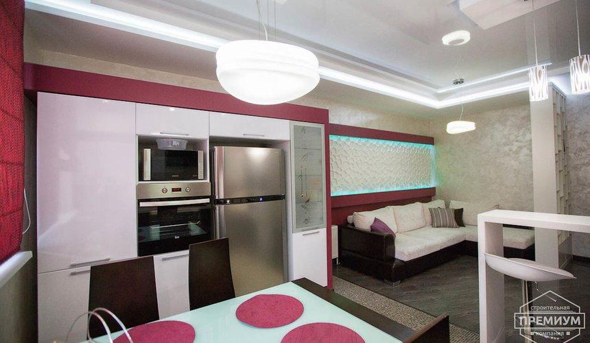 Ремонт и дизайн интерьера трехкомнатной квартиры по ул. Попова 33а 6