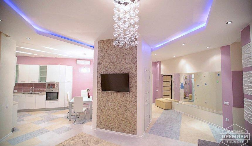 Ремонт и дизайн интерьера трехкомнатной квартиры по ул. Чкалова 124 7