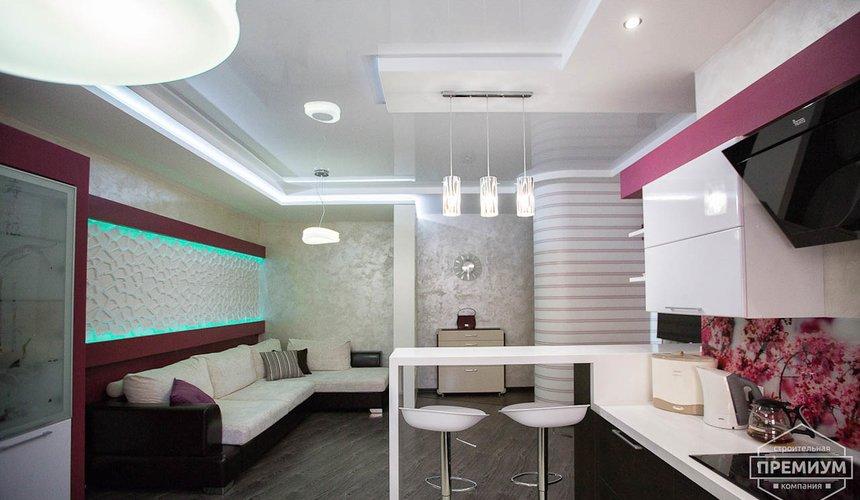Ремонт и дизайн интерьера трехкомнатной квартиры по ул. Попова 33а 9