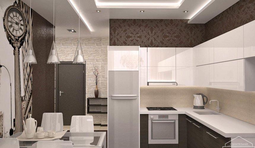 Дизайн интерьера трехкомнатной квартиры по ул. Папанина 18 8