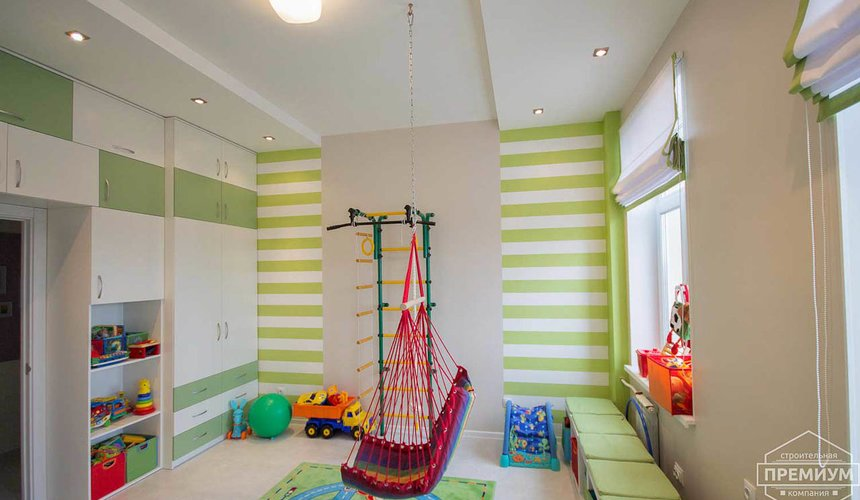 Ремонт и дизайн интерьера трехкомнатной квартиры по ул. Чкалова 124 31