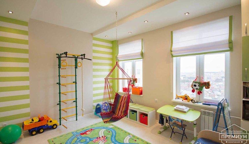Ремонт и дизайн интерьера трехкомнатной квартиры по ул. Чкалова 124 32