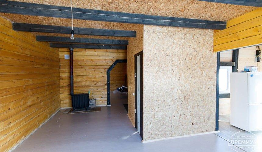 Строительство дома из бруса в п. Косулино 9
