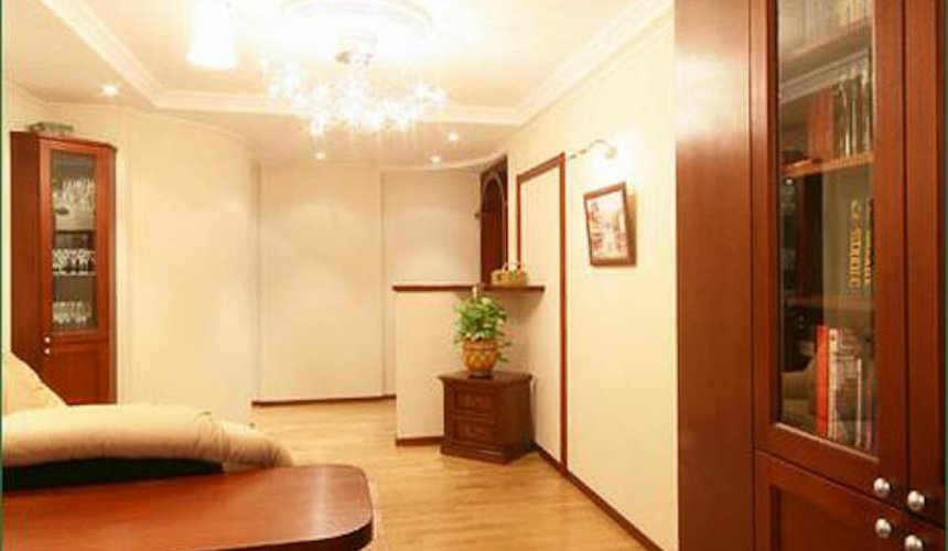 Ремонт трехкомнатной квартиры по ул. Громова 28 1