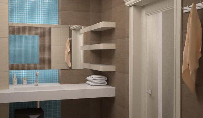 Дизайн интерьера однокомнатной квартиры по ул. Сыромолотова 11 19