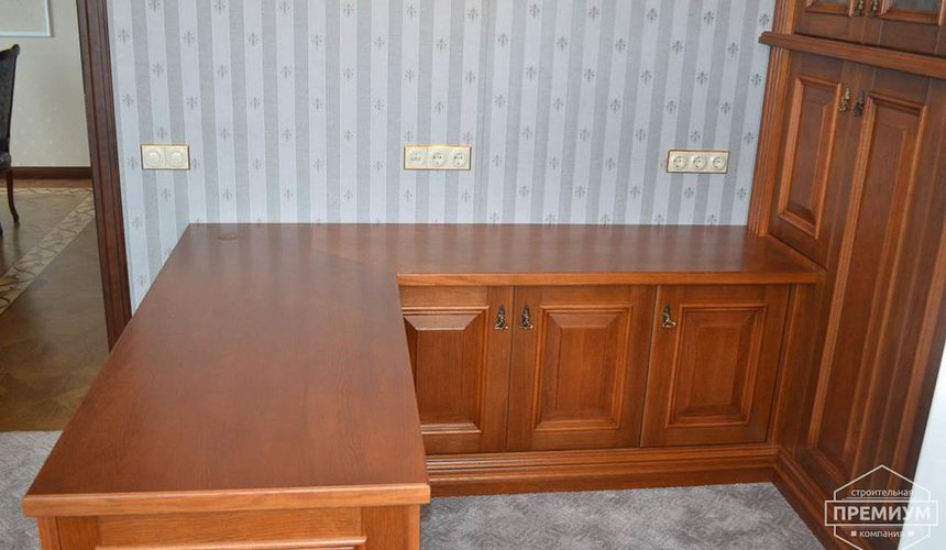 Ремонт трехкомнатной квартиры по ул. Степана Разина 5 (Большой Исток) 2