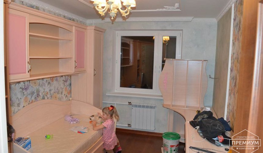 Ремонт двухкомнатной квартиры по ул. Академика Вонсовского 77 24