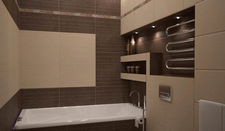 Дизайн интерьера трехкомнатной квартиры по ул. Папанина 18 17