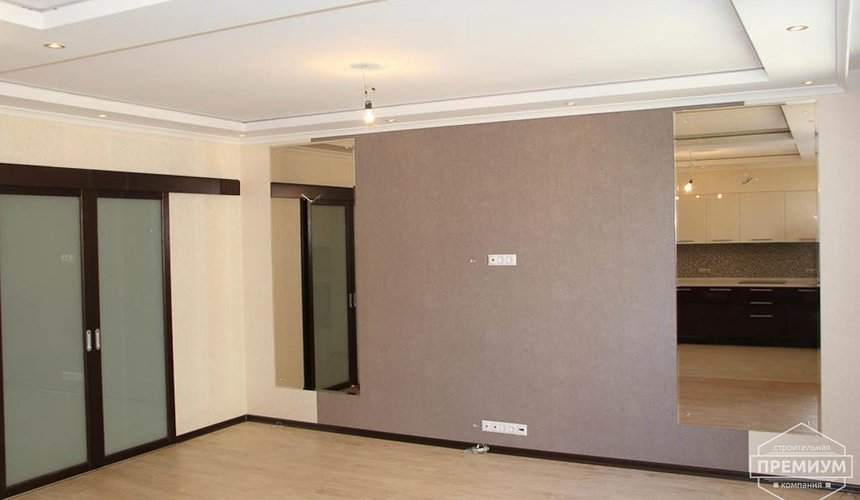 Ремонт трехкомнатной квартиры по ул. Машиностроителей 7 5