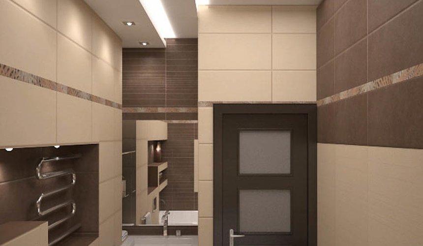 Дизайн интерьера трехкомнатной квартиры по ул. Папанина 18 16