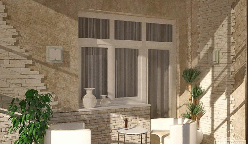 Дизайн интерьера трехкомнатной квартиры по ул. Папанина 18 25