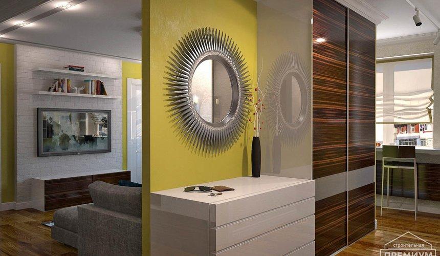 Дизайн интерьера двухкомнатной квартиры по ул. Комсомольская 45 3