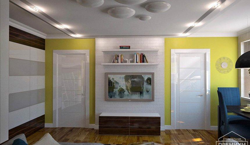 Дизайн интерьера двухкомнатной квартиры по ул. Комсомольская 45 4