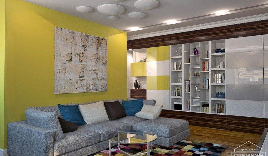 Дизайн интерьера двухкомнатной квартиры по ул. Комсомольская 45 5