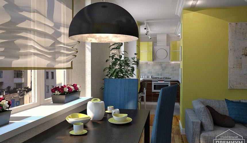 Дизайн интерьера двухкомнатной квартиры по ул. Комсомольская 45 6