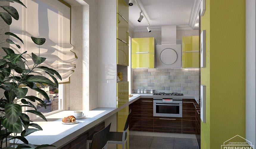 Дизайн интерьера двухкомнатной квартиры по ул. Комсомольская 45 7