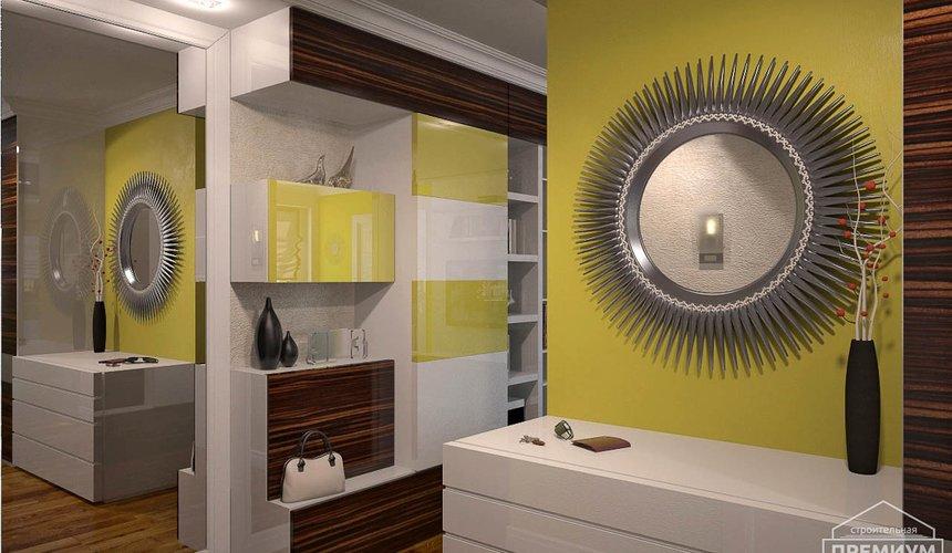 Дизайн интерьера двухкомнатной квартиры по ул. Комсомольская 45 11