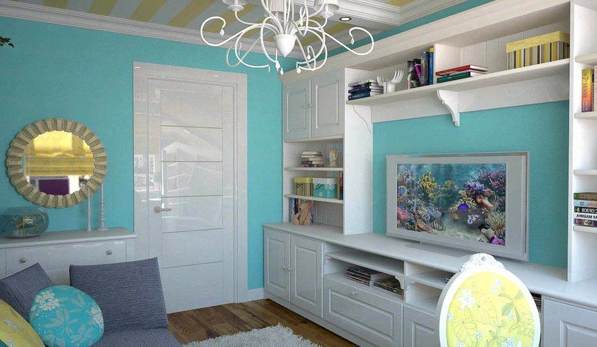 Дизайн интерьера двухкомнатной квартиры по ул. Комсомольская 45 14