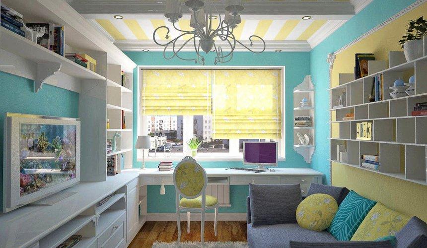 Дизайн интерьера двухкомнатной квартиры по ул. Комсомольская 45 17