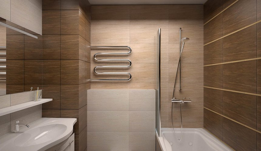 Дизайн интерьера двухкомнатной квартиры по ул. Комсомольская 45 19