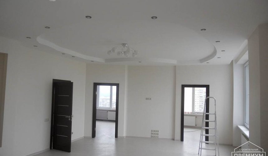 Ремонт трехкомнатной квартиры по ул.  Аптекарская 48 2