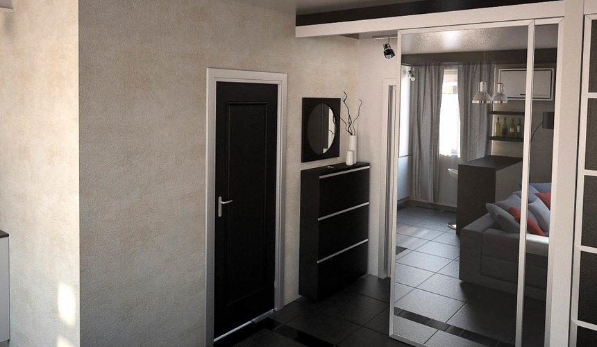 Дизайн интерьера однокомнатной квартиры по ул. Крауля 56 8
