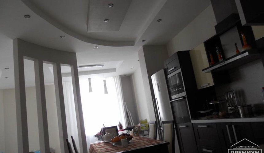 Ремонт трехкомнатной квартиры по ул.  Аптекарская 48 23