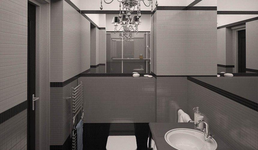Дизайн интерьера однокомнатной квартиры по ул. Крауля 56 12