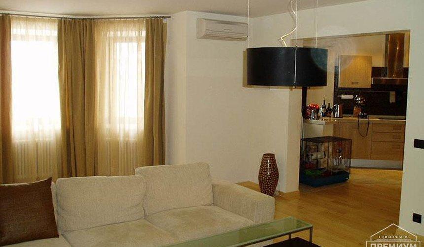 Ремонт трехкомнатной квартиры по пер. Базовый 54 4