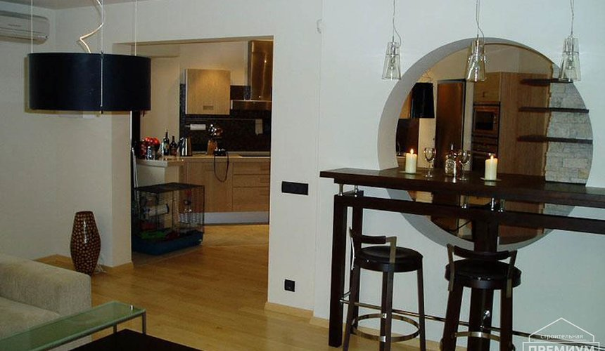 Ремонт трехкомнатной квартиры по пер. Базовый 54 13