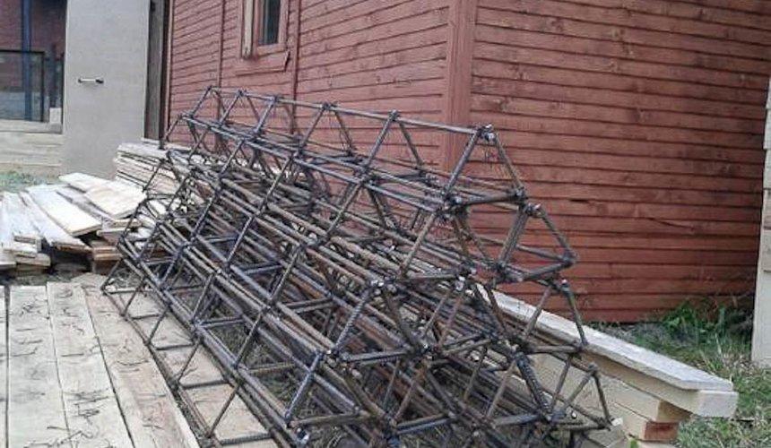 Строительство коттеджа из каркаса в п. Исток 3