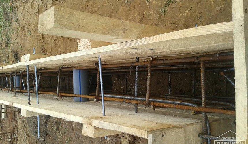 Строительство коттеджа из каркаса в п. Исток 13