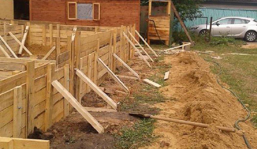 Строительство коттеджа из каркаса в п. Исток 24